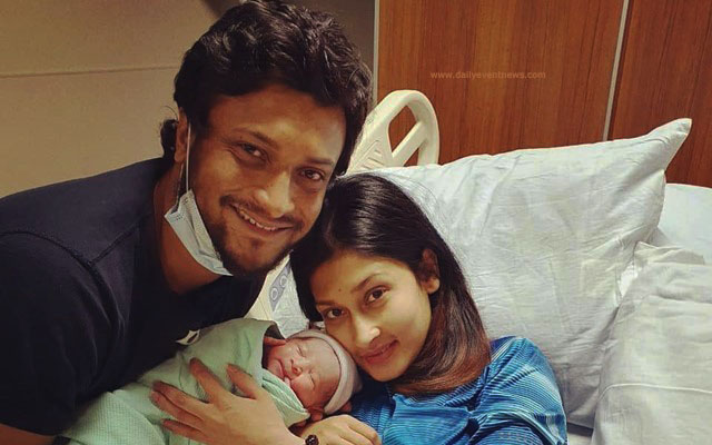 shakib all hasan son picture,pic,photo,images