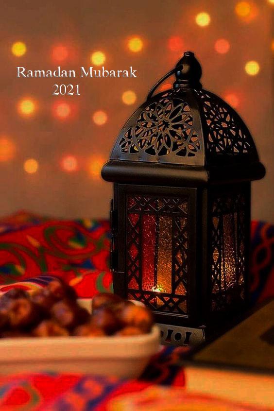 Ramadan Mubarak 2021
