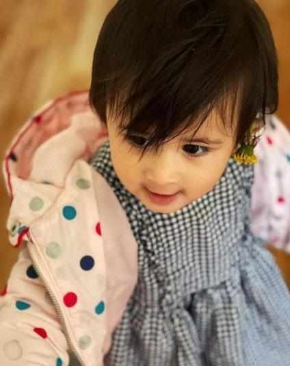 Shakib Al Hasan baby