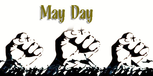 May Day 2021 images