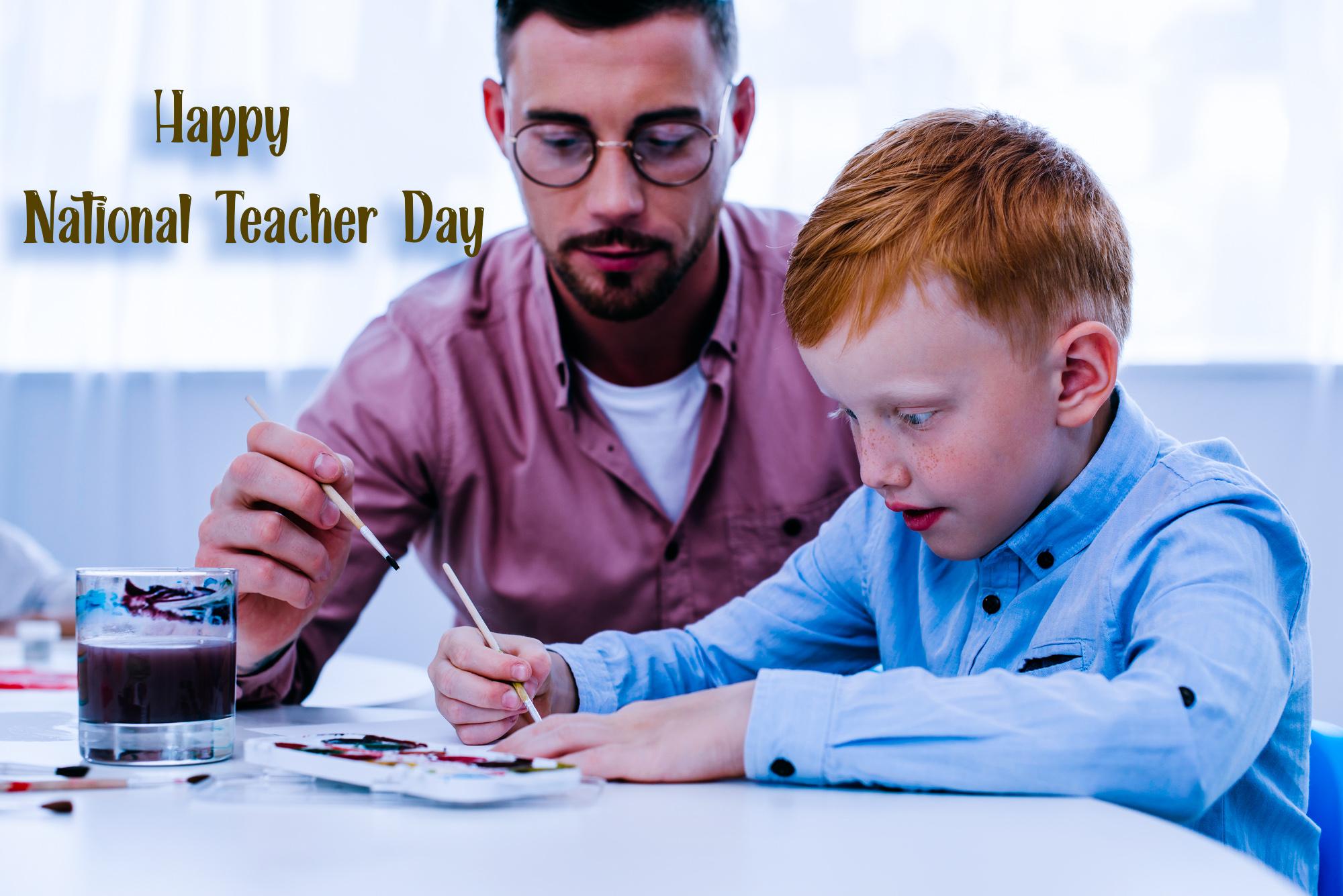 National Teacher Day 2021