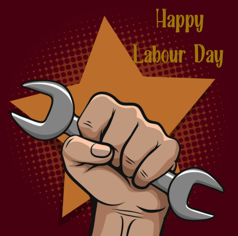 Happy Labour Day 2021 Picture
