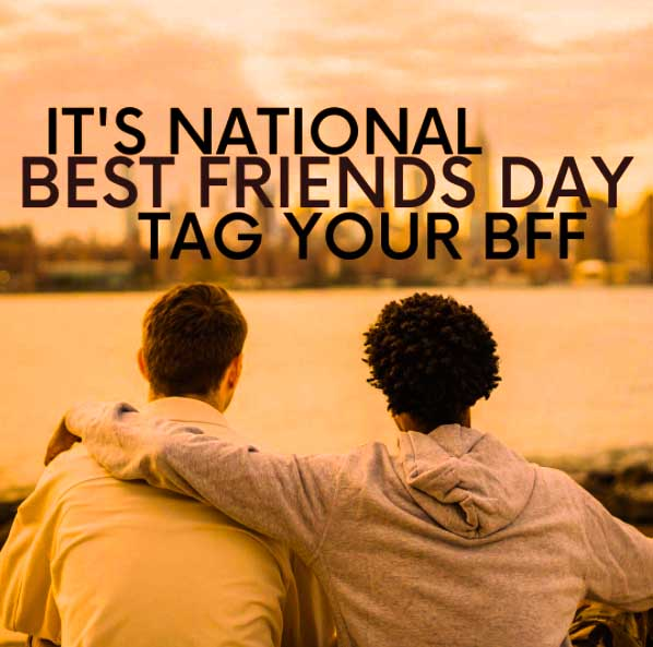 National Best Friends Day 2021 images