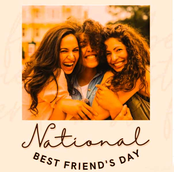 National Best Friends Day 2021 picture