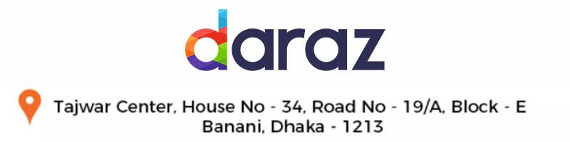 Daraz head Office Address