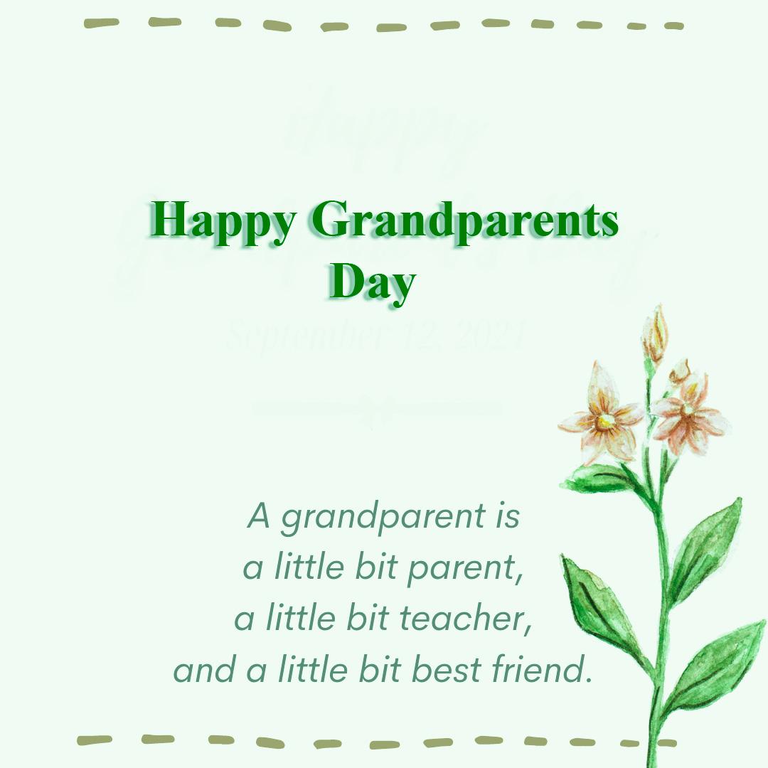 Happy Grandparents Day quotes