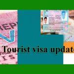 India tourist visa update