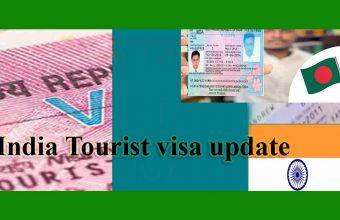 Indian Tourist Visa Update 2021 | Indian Visa Open Update 2021