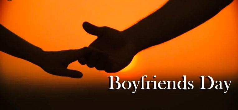 Boyfriends Day
