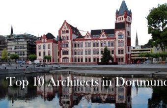 Top 10 Architects in Dortmund 2021