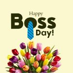 Boss Day 2021 Images, Picture, Photos, Pic & Wallpaper HD