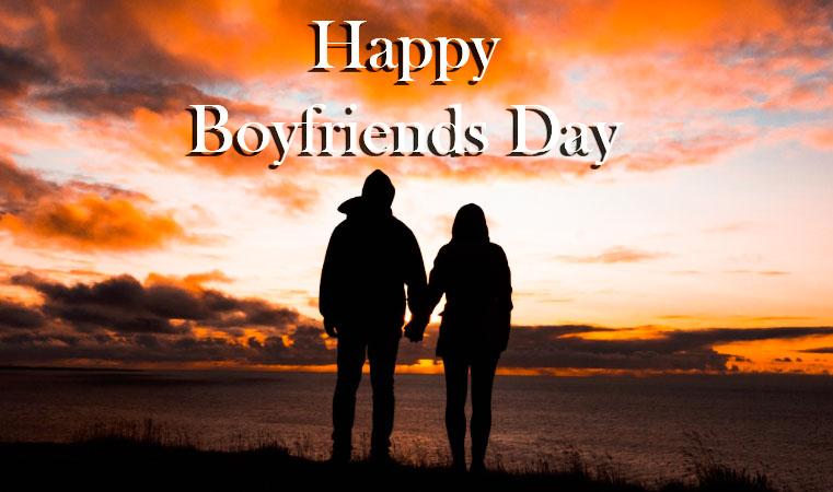 Happy boyfriends day