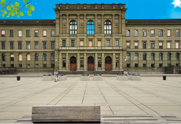 Swiss Federal Institute of Technology,DARCH